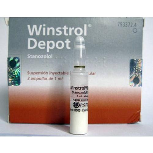 Winstrol steroids